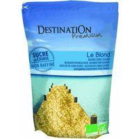 Destination Cukier trzcinowy jasny nierafinowany 1kg  - bio eko