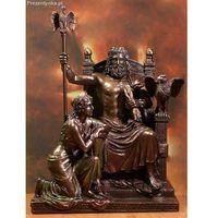 Zeus i Hera na tronie