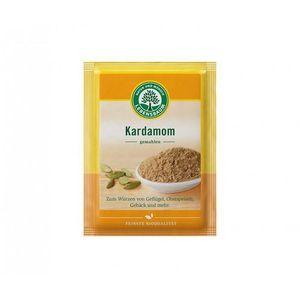 Kardamon mielony bio 10 g - lebensbaum, marki Lebensbaum (przyprawy, herbaty, kawy)