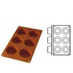 Silikonowa forma na ciasta muffins marki Hendi