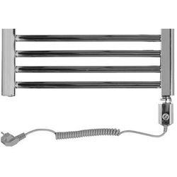 Grzejnik łazienkowy wetherby wykończenie proste, 500x800, owany marki Thomson heating