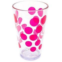 Zak!designs Zak! - szklanka 300ml, różowa odbierz rabat 5% na pierwsze zakupy (5038202092627)
