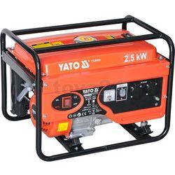 Agregat prądotwórczy 2.5kw / yt-85432 /  - zyskaj rabat 30 zł marki Yato