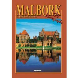 Malbork i okolice wersja angielska. Malbork and surroundings [Mieczysław Haftka], pozycja wydawnicza