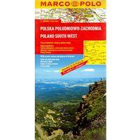 Polska Południowo-Zachodnia. Mapa Marco Polo 1:300 000 (9783829737760)