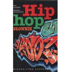 Hip Hop Słownik, książka w oprawie miękkej