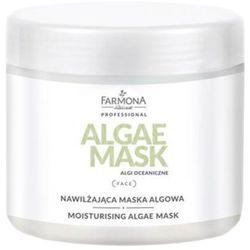 Farmona ALGAE MASK Nawilżająca maska algowa z kategorii Maseczki do twarzy