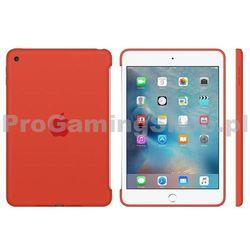 Etui oryginalne (silikonowe) do  ipad mini 4, orange wyprodukowany przez Apple