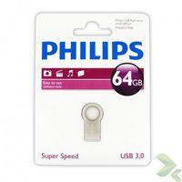 Philips Pendrive USB 3.0 64GB - Circle Edition, FM64FD145B