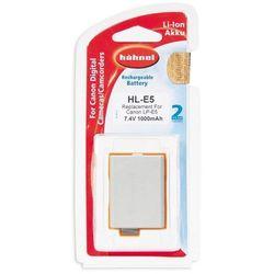 Hahnel HL-E5 (odpowiednik Canon LP-E5) - sprawdź w wybranym sklepie