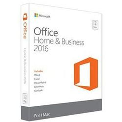 Microsoft Office Mac Home Business 2016 All Languages - ESD z kategorii Programy biurowe i narzędziowe