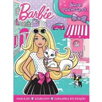 Świat dziewczynek - Barbie Girl 102 + zakładka do książki GRATIS, Ameet