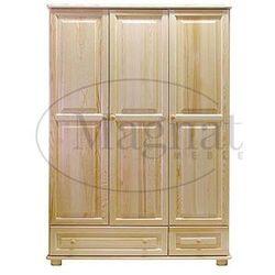 Szafa drewniana 3d nr1 s120 marki Magnat - producent mebli drewnianych i materacy