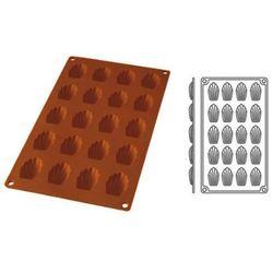 Silikonowa forma na ciasta mini-madeleines marki Hendi