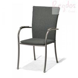 Krzesło z poduszką Nova
