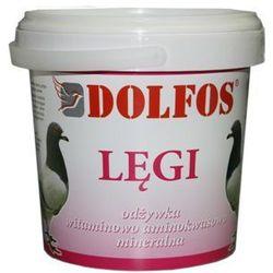 DOLFOS DG Lęgi - odżywka mineralno-aminokwasowo -witaminowa dla gołębi 400g