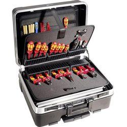 Walizka narzędziowa bez wyposażenia, uniwersalna B & W International Go 120.04/M (SxWxG) 515 x 440 x 255 mm
