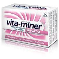 Vita-miner Prenatal tabl. 60, produkt z kategorii- Witaminy ciążowe