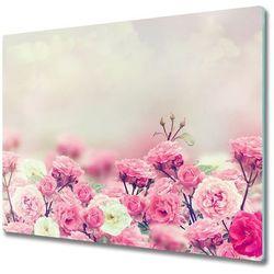 Deska do krojenia kwiaty dzikiej róży marki Tulup.pl