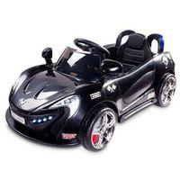 toyz samochód na akumulator dziecięcy aero czarny black marki Caretero