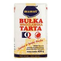 Mamut Bułka tarta wrocławska 450 g  (5900697016566)