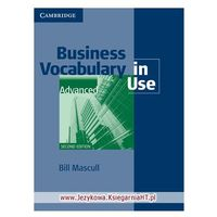 Business Vocabulary in Use Advanced (2nd Edition) with Answers (zi) (opr. miękka)