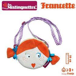 Les Mistinguettes, Francette, torebka - z kategorii- pozostałe artykuły szkolne i plastyczne