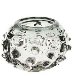 Dekoria wazon szklany casey 15cm, 15cm