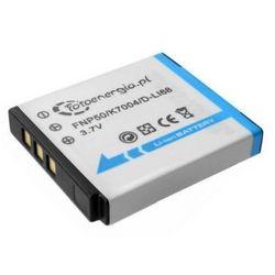 Whitenergy bateria foto Fuij NP-50 950mAh Li-ion 3.6V - produkt z kategorii- Akumulatory dedykowane