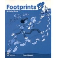 Footprints 2 Activity Book (zeszyt ćwiczeń) (9780230012011)