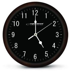 zegar ścienny los angeles czarny darmowa dostawa do 400 salonów !! marki Esperanza