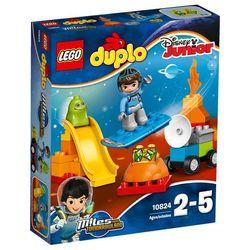 Duplo PRZYGODA MILESA Z PRZYSZŁOŚCI (Miles' Space Adventures) 10824 marki Lego [zabawka]