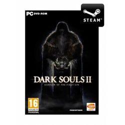Dark Souls II: Scholar of the First Sin PL - Klucz - produkt z kategorii- Kody i karty pre-paid