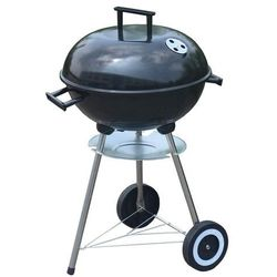 Happy Green grill GLOBE 43 cm, czarny, 688542