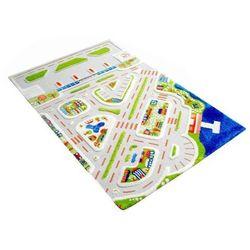 Dywan miasto portowe 3d 100 x 150 cm marki Ivi