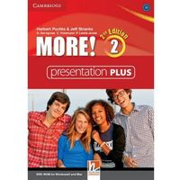 More! Level 2 Presentation Plus DVD-ROM, Cambridge University Press