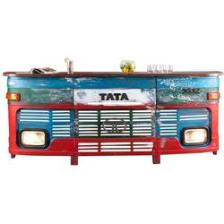 Interior Barek truck 255 cm (świecące reflektory)