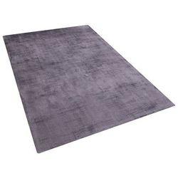 Dywan szary 140x200 cm krótkowłosy - chodnik - wiskoza - gesi marki Beliani