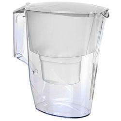 Aquaphor  2,5l epoka lodowcowa time biały dzbanek filtrujący + wkład maxfor