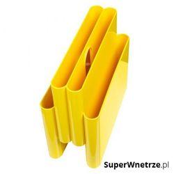 D2 Gazetnik 40x35cm bs01 żółty