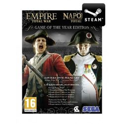 Napoleon & Empire: Total War GOTY PL - Klucz z kategorii Kody i karty pre-paid