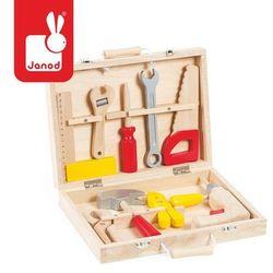 Janod Walizeczka z narzędziami bricolo - zabawki dla dzieci