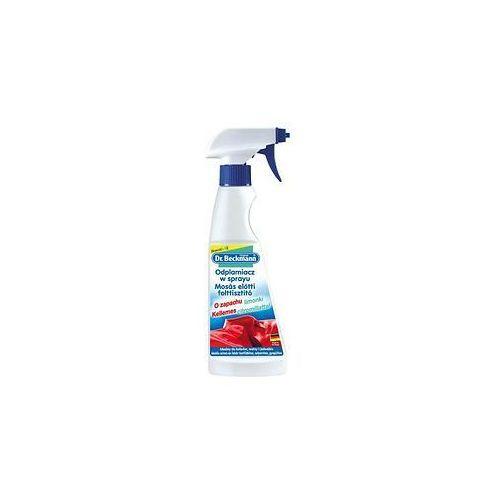 Dr. BECKMANN - Odplamiacz w sprayu 250 ml (wybielacz i odplamiacz do ubrań)