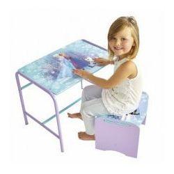 Biurko z krzesełkiem, Kraina Lodu FROZEN z kategorii Biurka