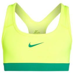 Nike Performance PRO CLASSIC Biustonosz sportowy volt/stadium green ()