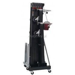 Fantek T-107 statyw - winda, czarny, 7m/325kg. - produkt z kategorii- Statywy i stopy do perkusji