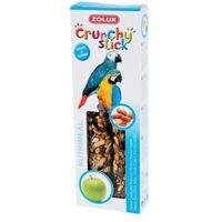 Zolux  crunchy stick papuga orzech ziemny/jabłko 115 g- rób zakupy i zbieraj punkty payback - darmowa wysył