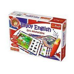 GRA ENJOY ENGLISH MALY ODKRYWCA. Darmowy odbiór w niemal 100 księgarniach!