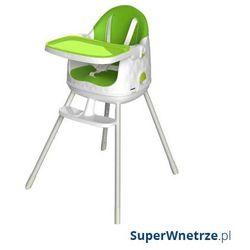 Wielofunkcyjne krzesełko dla dziecka multi dine zielone marki Keter
