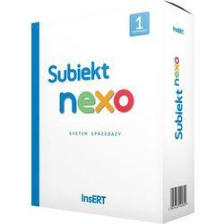 InsERT- Subiekt nexo - 1 st., kup u jednego z partnerów